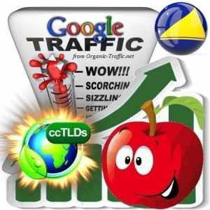 buy google tokelau organic traffic visitors