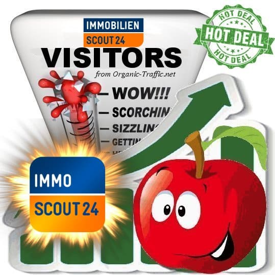 Buy ImmobilienScout24.de Traffic