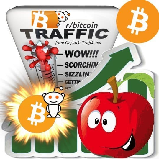Buy Reddit r/Bitcoin Traffic » Get bitcoin related visitors to your website