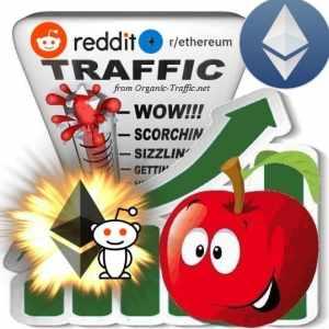 Buy Reddit r/Ethereum Visitors