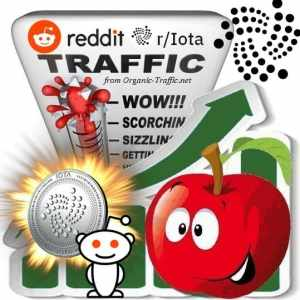 Buy Reddit r/Iota Webtraffic