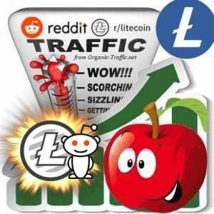 Buy Reddit r/Litecoin Visitors