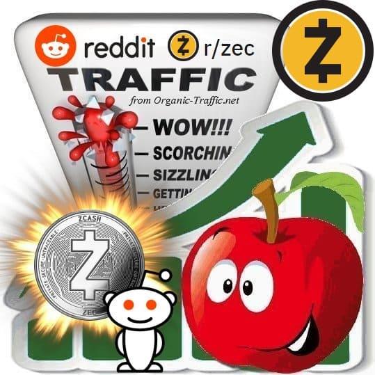 Buy Reddit r/zec Visitors