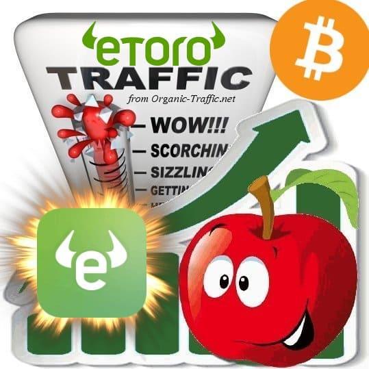 Buy eToro Webtraffic Visitors