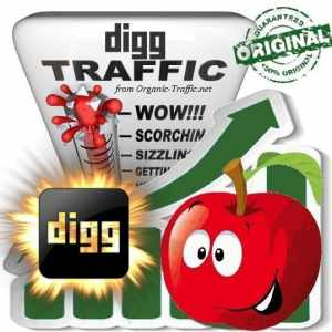 Buy Digg.com Web Traffic