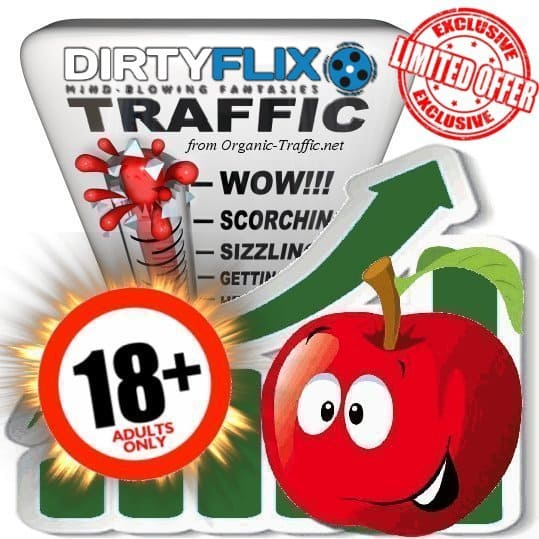 Buy Dirtyflix.com Adult Traffic
