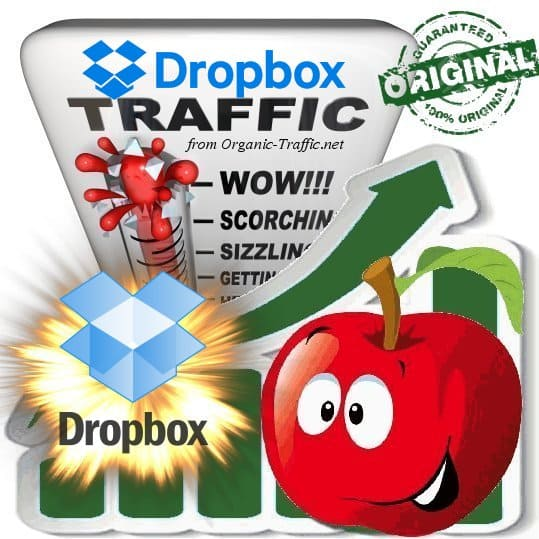 Buy Dropbox.com Web Traffic