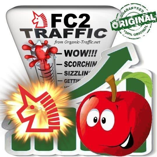 Buy FC2.com Referral Web Traffic