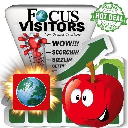 Buy Focus.de Website Traffic