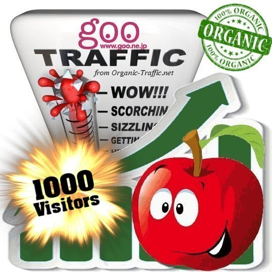 buy 1000 goo organic traffic visitors