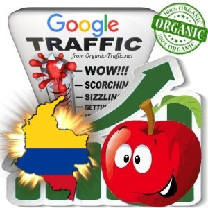 Colombian Google Search Traffic