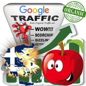 Greek Google Search Traffic