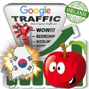 South Korean Google Search Traffic