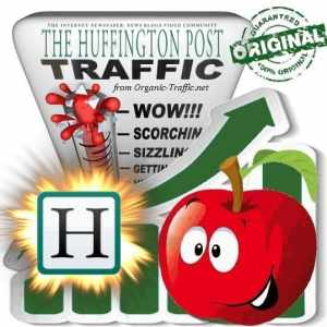 Buy Huffingtonpost.com Web Traffic