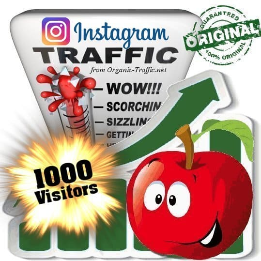 Buy 1000 Instagram Visitors