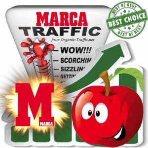 Buy Web Traffic - Marca.com