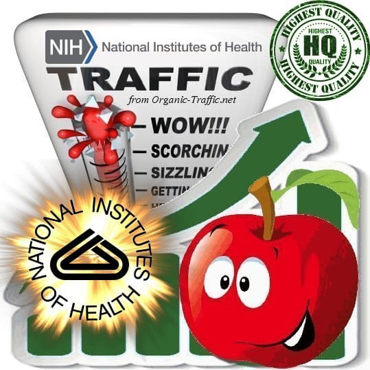 Buy Nih.gov Website Traffic