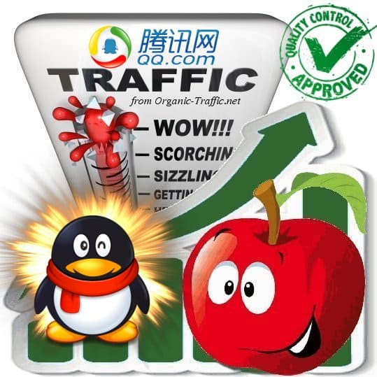 Buy QQ.com Website Traffic
