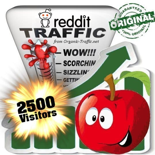 buy 2500 reddit social traffic visitors