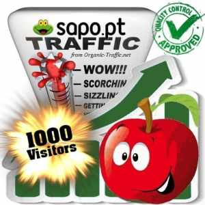 buy 1000 sapo search traffic visitors