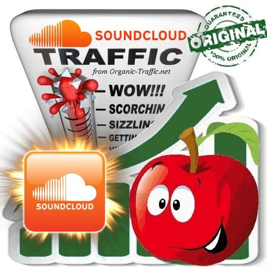 Buy Soundcloud Web Traffic