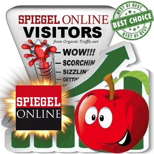 Buy Spiegel.de Website Traffic