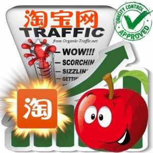 Buy Taobao Website Traffic