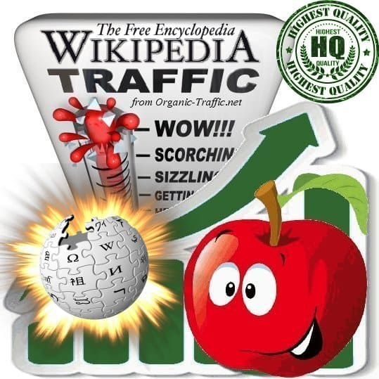 Buy Wikipedia Web Traffic