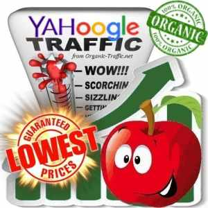 Buy Google & Yahoo Web Traffic