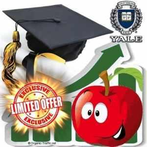 buy yale university traffic visitors
