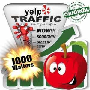 buy 1000 yelp social traffic visitors