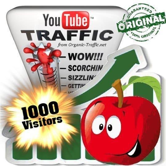 buy 1000 youtube social traffic visitors