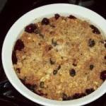 mulberry crisp