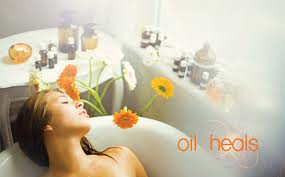 aromatherapy healing powers