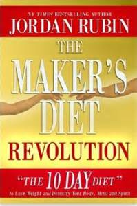 Maker's Diet Revolution Book