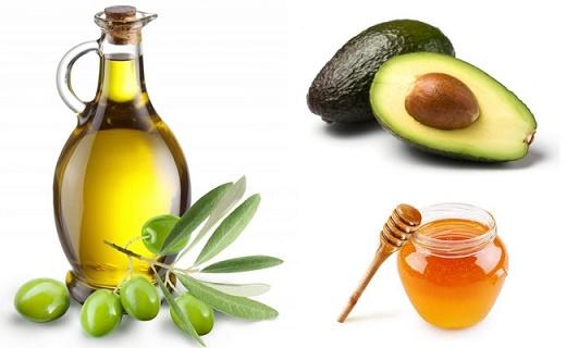 Skin Hydrating Avocado and Honey Face Mask