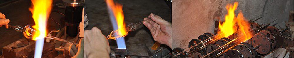 手工吹製玻璃霧化器