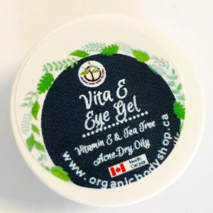 Vita E Eye Cream for Dark circles .No Tax