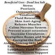 Dead Sea Salts 2 pound No Tax