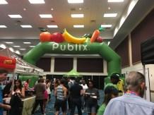 Big Publix arch
