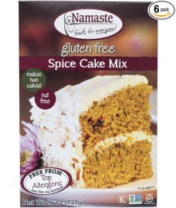 gluten free cake mixes