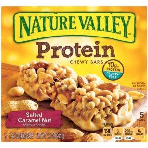 natural valley gluten free snack bar