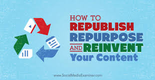 Why Repurposing Content Matters for Search Engine Optimization and Lead Generation