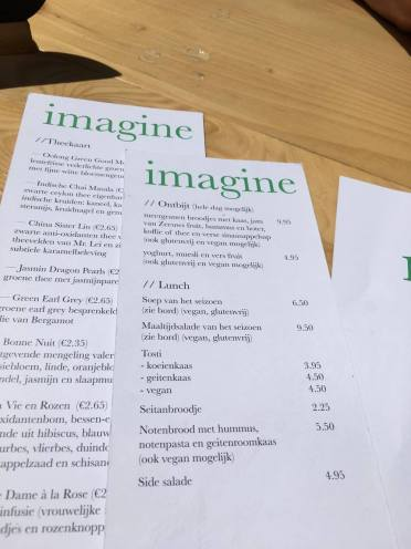 Vegetarisch lunchen Middelburg