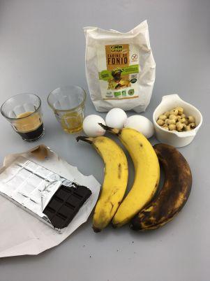 Bananenbrood met chocolade en koffie, Bananenbrood met koffie en chocolade, Espresso choco bananenbrood, Espresso bananenbrood, Koffie bananenbrood met chocolade, Bananenbrood met espresso en chocolade, Bananenbrood met chocolade, Bananenbrood met chocolade en noten, Bananenbrood met chocolade, Bananenbrood met chocolade recept, Bananenbrood met chocolade gezond, Koffie bananenbrood, Organic Happiness, Biologisch, Biologische Foodblog