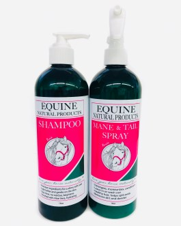 BUNDLE Equine Natural Products – Shampoo + Conditioner
