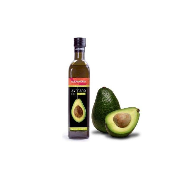 Масло от авокадо 250 мл.   Студенопресовано   Alexandria