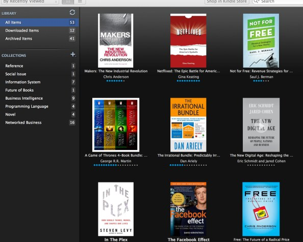 아마존 킨들과 종이책의 운명 (Amazon Kindle Killed Physical Books)