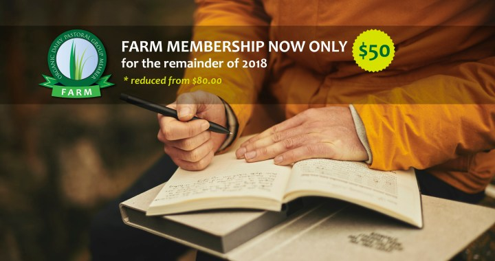 Reduced Farm Membership