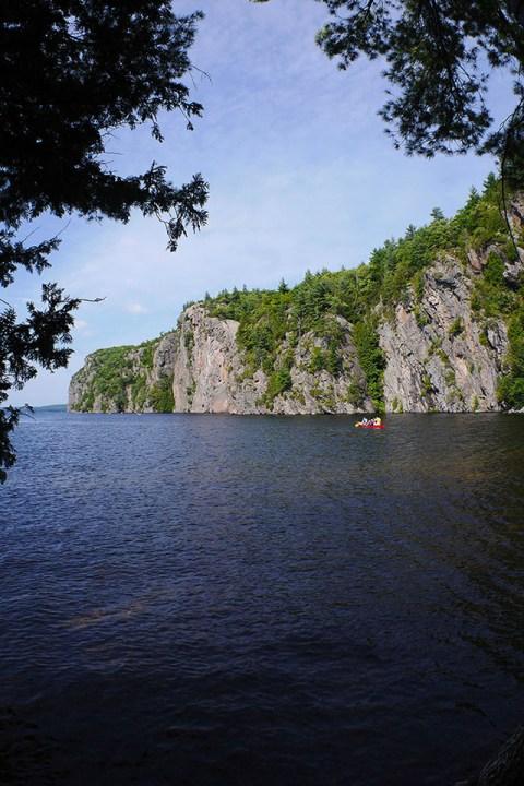 Bon Echo Provincial Park - The Narrows